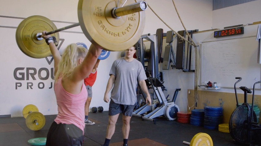 image-The Ground Project – Gym Promo Video