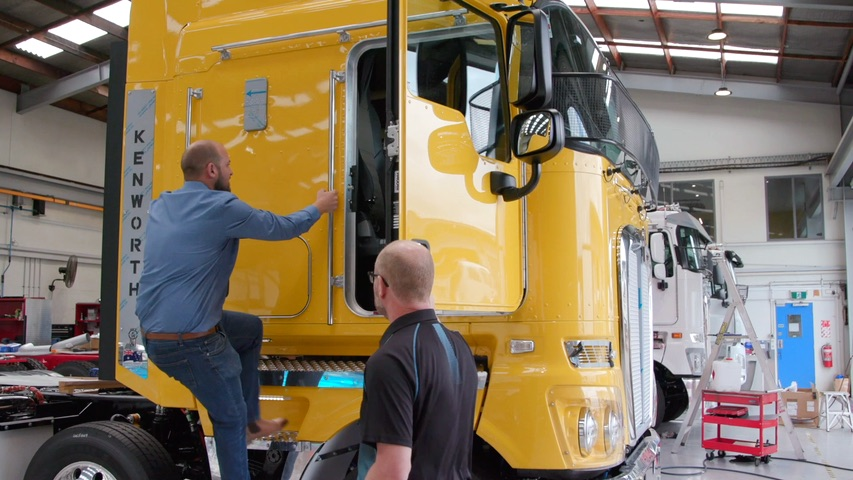 image-Truck and Driver Magazine – Promo video